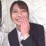 就活中の女子短大生ナンパ!笑顔がカワイイ美少女の自宅でハメ撮り!!
