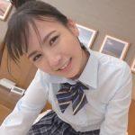 制服女子が着衣で騎乗位!可愛い顔した美少女はSっ気ありの小悪魔!