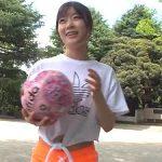 ポニーテールが似合うスポーツ女子☆美少女!笑顔が可愛らしい素人娘とエッチ!!