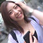愛嬌あって笑顔が可愛らしい女子大生ナンパ!エロチャットをバイトにしているイマドキJDのハメ撮り!