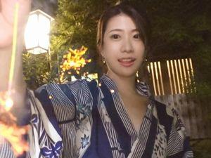 【有賀みなほ】巨乳人妻と温泉で孕ませ乱交!